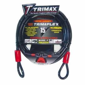 Buy Trimax TDL1510 Du.Loop Mult.Use Cabl. 15'X10Mm - Hitch Locks