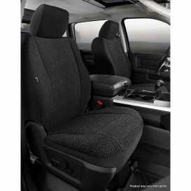 Front Seat Cover Black Ford Super Duty 11-16
