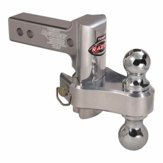 "Buy Trimax TRZ4AL-RP Ballmount - Adjustable 2"" Sq. - Ball Mounts"
