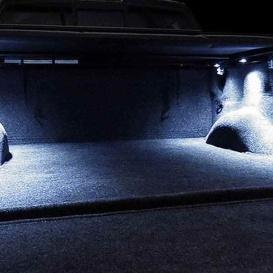 B-Light Tonneau Lighting System Truck Luggage-Under Rail