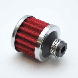 """Buy Vibrant 2166 Breather 0.60""""In 2.165""""Out - Automotive Filters"""