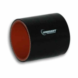 Buy Vibrant 2710 4Ply Silicon Bk Hose 2.5Id - Automotive Filters