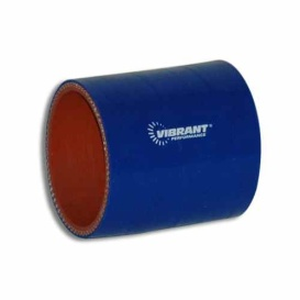 """Buy Vibrant 2714B 4Ply Silicon Blue Hose 3"""" - Automotive Filters"""