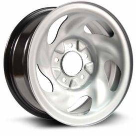 Buy RT H3394 Steel Wheel 16X7 5X135 Et14 Cb87.1 Grey - Wheels Online|RV