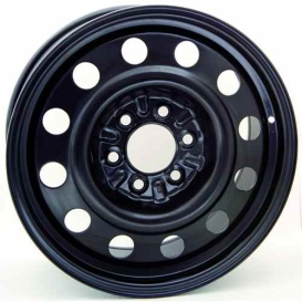 Buy RT X45515 Steel Wheel 18X7.5 6X135 Et40 Cb87.1 Black - Wheels