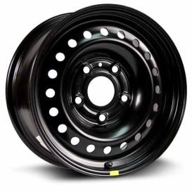 Buy RT 52855013AA Steel Wheel 16X7 5X139.7 Et25 Cb77.8 Black - Wheels