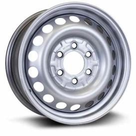 Buy RT X46660 Steel Wheel 16X6.5 6X130 Et52 Cb84.0 Grey - Wheels