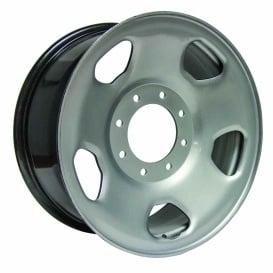 Buy RT X48170 Steel Wheel 18X8 8X170 Et37 Cb125 Grey - Wheels Online RV