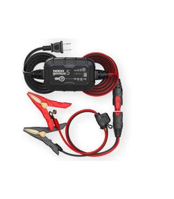 Buy Noco GENIUS5 Genius5 5A Smart Battery Charger - Batteries Online RV