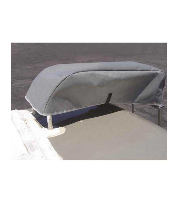 """Buy Adco Products 34839 Wind Tyvek Travel Trailer Cover 15'1""""-18' - RV"""