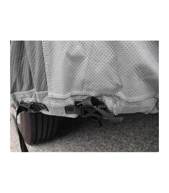 """Buy Adco Products 34846 Wind Tyvek Travel Trailer Cover 31'7""""-34' - RV"""