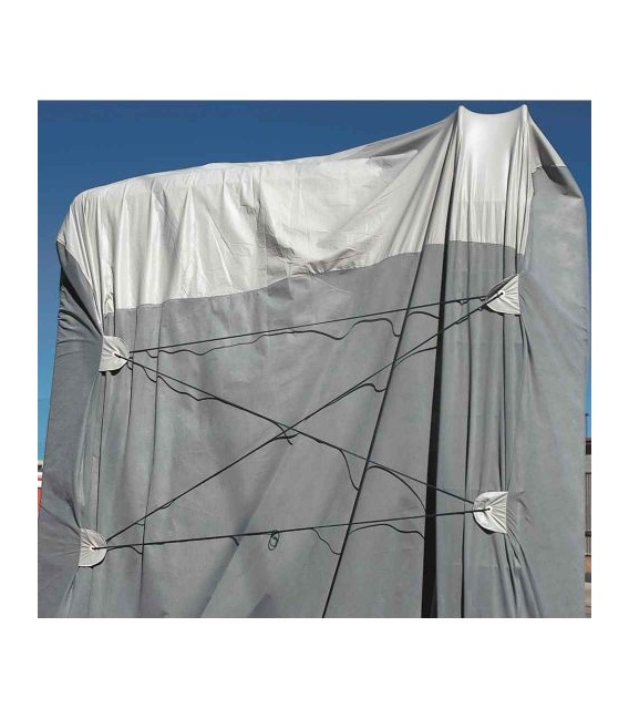 """Buy Adco Products 34852 Wind Tyvek Fifth Wheel Cover 23'1""""-25'6"""" - RV"""