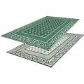 Patio Mat Vineyard 6X9 Green