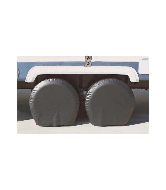 Buy Ultra Tyre Gard Black Size XL Adco Products 3970 - RV Tire Covers
