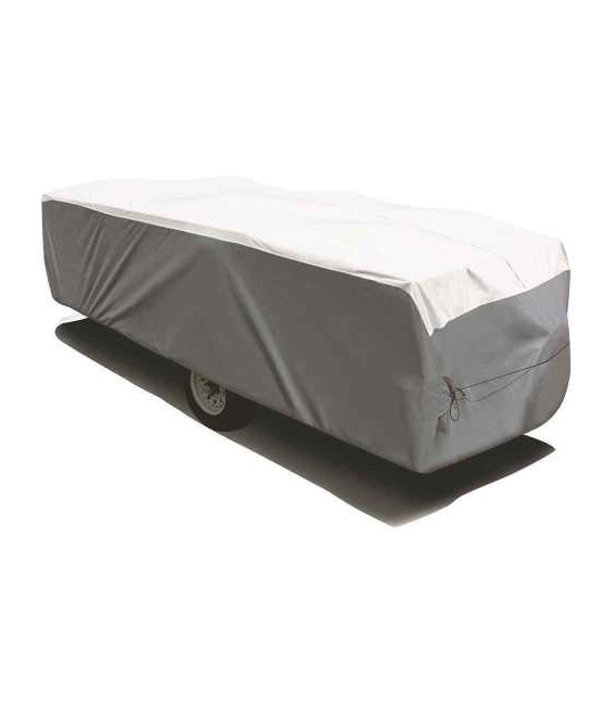 Buy Adco Products 22890 Tyvek Tent Trailer Cover Up To 8' - Tent/Folding
