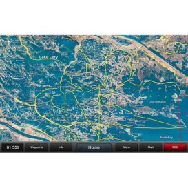 Buy Garmin 010-C1166-00 Standard Mapping - Louisiana East Premium microSD