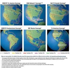 Buy KVH 01-0423-01SL TracVision UHD7 - DIRECTV HDTV f/North America -