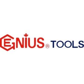 "Buy Genius FD-410M 9Pc 1/2"" Dr. Deep Impact Socket Set - Automotive Tools"