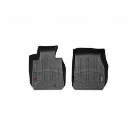 Buy Weathertech 444101 Front Liner Black Bmw 3-Series Rwd 12-18 - Floor