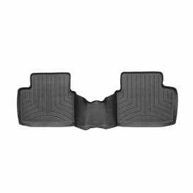 Buy Weathertech 444572 Rear Liner Black Malibu 13-15 - Floor Mats