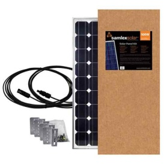 Buy Samlex America SSP-100-KIT 100W Solar Panel Kit - Marine Electrical