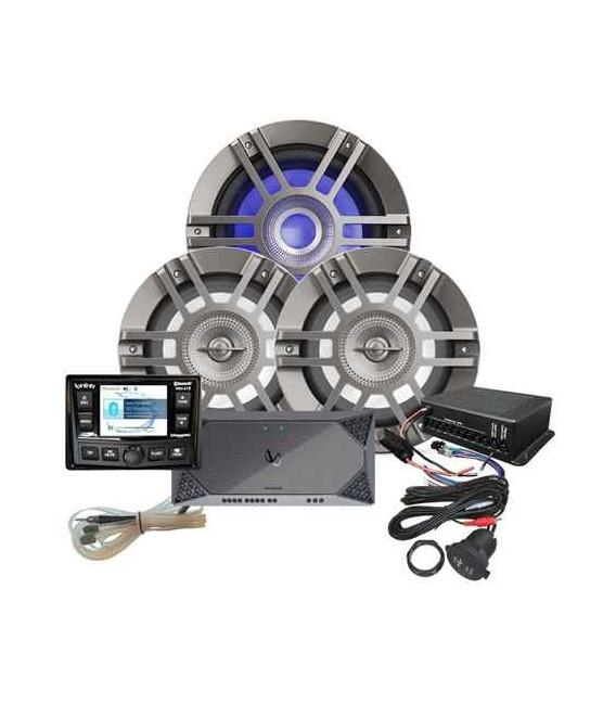 Buy Infinity KAPPAMPK415 KAPPAMPK415 Package w/PRV415 Stereo, Amp