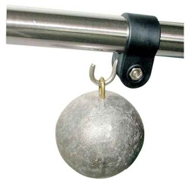 """Buy Scotty 1148 1148 Weight Hook Boom Mount f/1-1/4"""" Booms - Hunting &"""