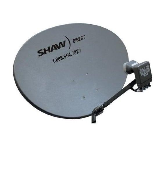 Buy Trav' Ler Shaw Choice Dish (LNB Only) Winegard SKA733 - Satellite &