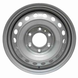 Buy RT B-F3M Steel Wheel 16X7 6X139.7 Et55 Cb93.1 Grey - Wheels Online|RV