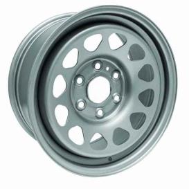 Buy RT HA17 Steel Wheel 17X8 6X139.7 Et24 Cb78.1 Silver - Wheels
