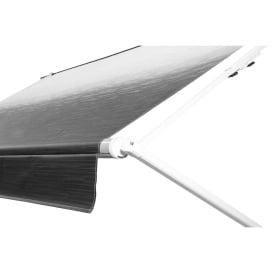 "Buy Manual Awning Hardware, Flat (69"" Arms) White Lippert 351828 - Patio"