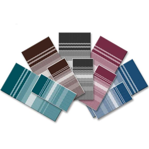Buy Replacement Fabric Universal 14' Teal White Carefree 80148C00 - Patio
