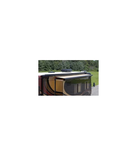 """Buy Carefree UP12562JV Sideout Kover III Awning 129"""" Black w/Fabric -"""