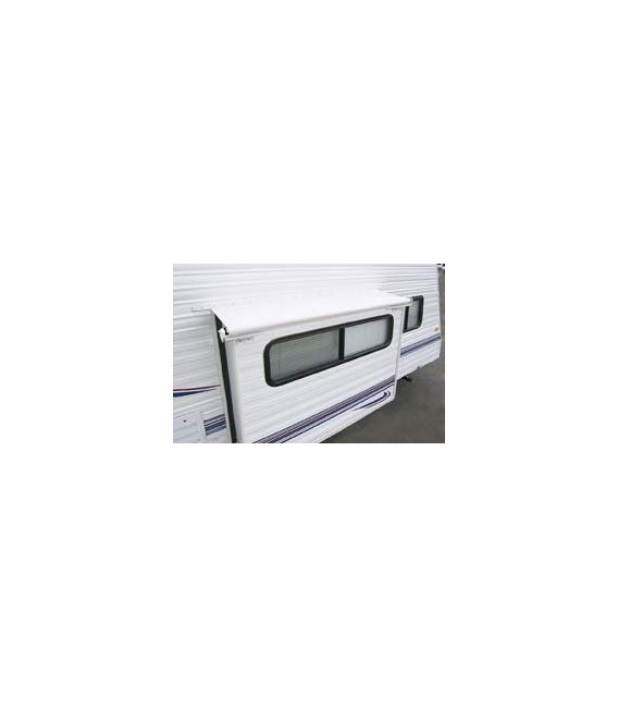 """Buy Carefree LH0650042 Slideout Cover Awning 69"""" White - Slideout Awnings"""
