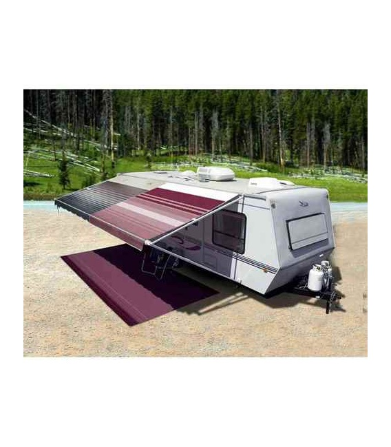 Buy Replacement Canopy Premium 18' Charcoal White Carefree 80187A00 -