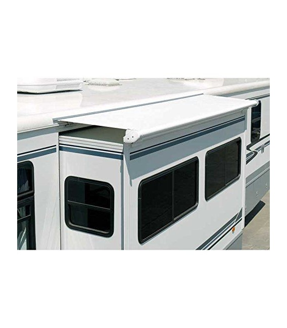 """Buy Carefree UP0930025 Sideout Kover III Awning 97"""" White w/Fabric -"""