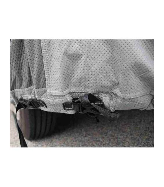 """Buy Adco Products 34877 Wind Tyvek Toy Hauler Cover 37'1""""-40' - RV Covers"""