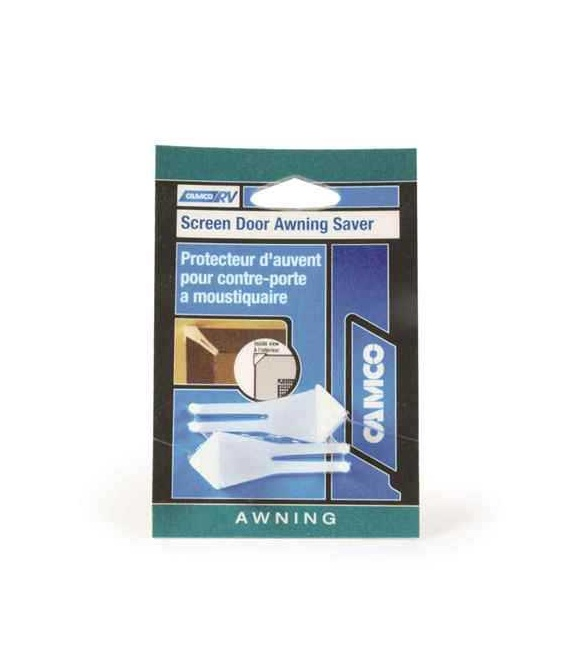Buy Screen Door Awning Savers 2/Card Camco 42073 - Awning Accessories