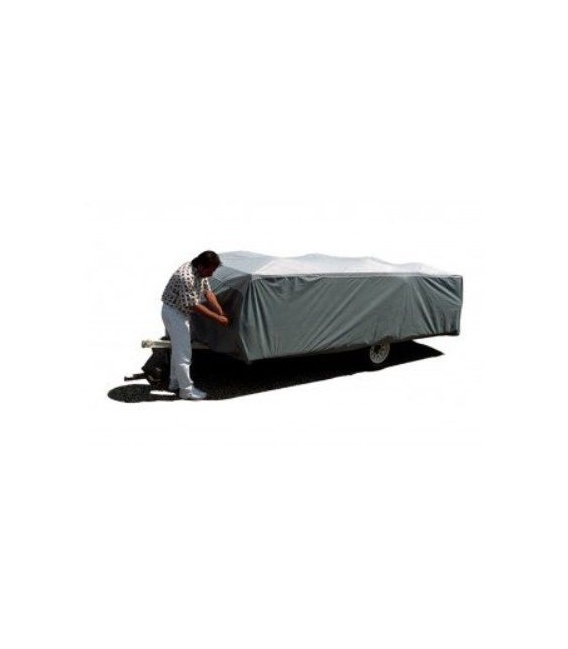 """Buy Adco Products 12252 Aquashed Hi-Lo Trailer Cover 20' To 22'6"""" - RV"""