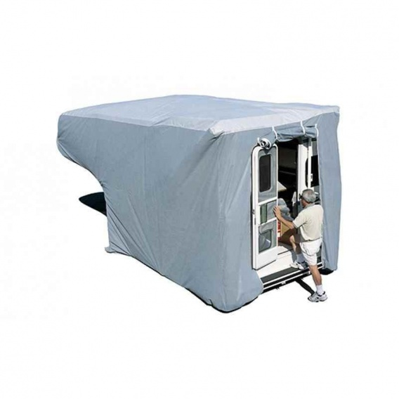 Buy Adco Products 12264 Aquashed Truck Camper Cover 8-10' - Truck Camper