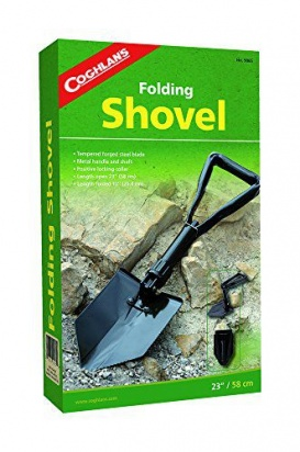 Buy Coghlans 133341 Folding Shovel - Camping and Lifestyle Online|RV Part
