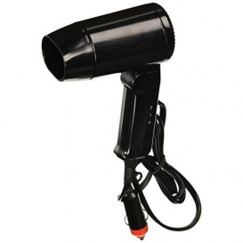 Buy 12 Volt Hair Dryer/Defroster Black Prime Products 120312 - Laundry