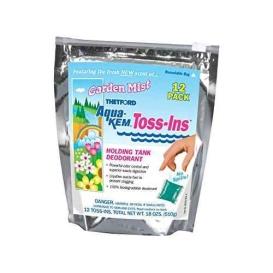Buy Thetford 96130 Ak Toss-Ins Gard Mist 12Pk - Sanitation Online|RV Part