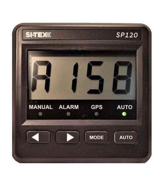 Buy SI-TEX SP120RF-2 SP-120 System w/Rudder Feedback & 9CI Pump - Marine