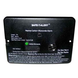 Buy Safe-T-Alert 62-542-MARINE-BLK 62 Series Carbon Monoxide Alarm - 12V -