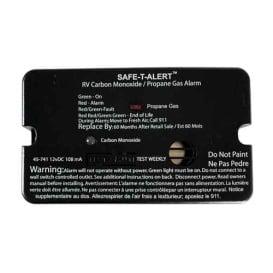 Buy Safe-T-Alert 45-741-BL 45-Series Combo Carbon Monoxide Propane Alarm
