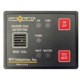 Buy Safe-T-Alert MGD-10XL Gas Vapor Alarm Fume, Fire, Bilge Water - Black
