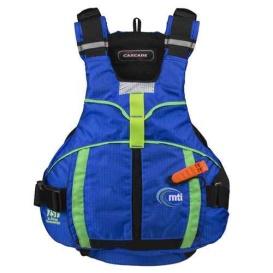 Buy MTI Life Jackets MV706D-L/XL-807 Cascade Life Jacket - Bombay