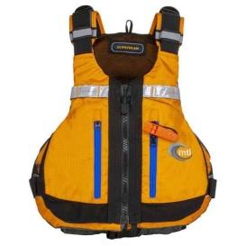 Buy MTI Life Jackets MV716E-S/M-205 Slipstream Life Vest - Mango/Dark Grey