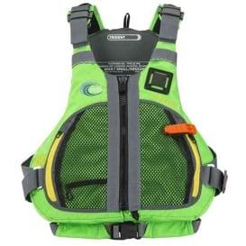 Buy MTI Life Jackets MV716D-L/XL-811 Trident Life Jacket - Bright Green -